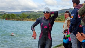 half triatlon pamplona