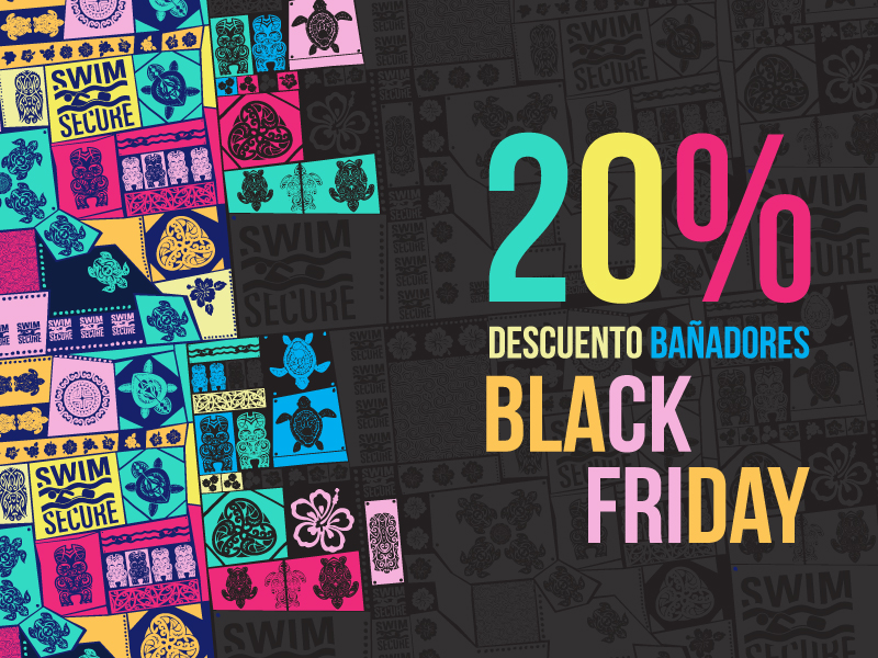 black Friday swim secure bañadores